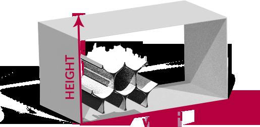 Height & Width